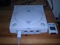 Dreamcast modifications